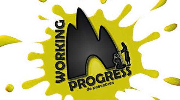 Exposició working progress de pessebres
