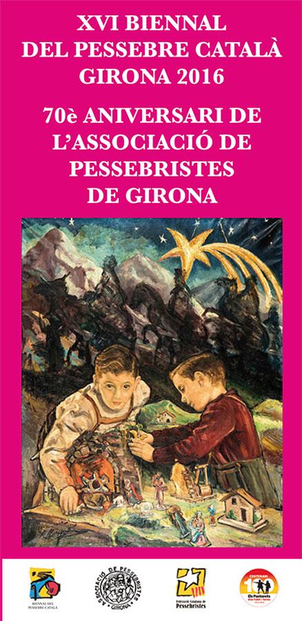 Biennal del pessebre català a Girona