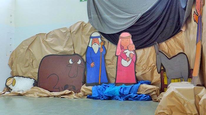 Participants concurs Nadal 2015 Escola Pla de Dalt