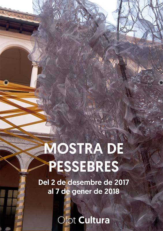 Mostra de pessebres Olot 2017-2018