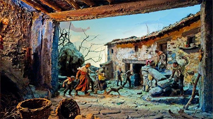Mostra de Pessebristes d'Olot a El Soler