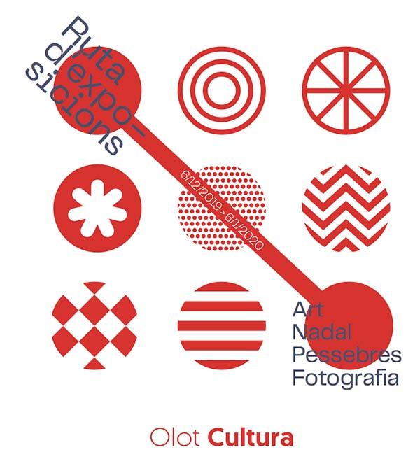 Ruta d'exposicions Olot 2019-2020